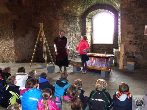 Medieval Construction Science Show